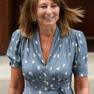 Carole Middleton has written up a