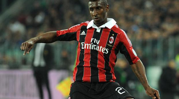 Kevin Constant is not the first black Milan player to suffer racist abuse during a game