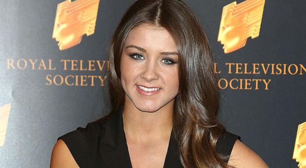 Coronation Street actress Brooke Vincent