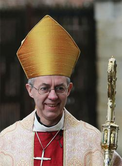 The Archbishop of Canterbury, Rev Justin Welby, has reiterated his opposition to same-sex marriage in the church