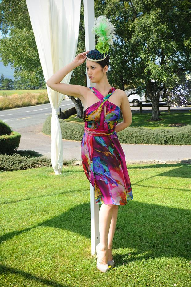 Designer Don O'Neill will be guest of honour at the Kerryman/Irish Independent fashion show