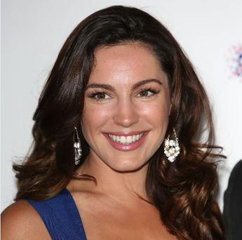 Model Kelly Brook is famed for her envious curves.