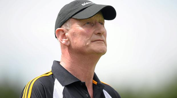 Kilkenny manager Brian Cody at Semple Stadium today