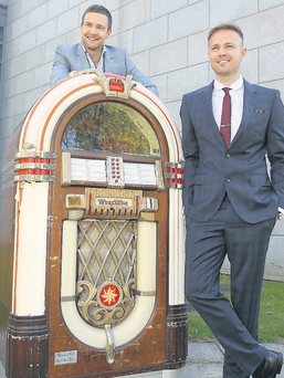 Show hosts: Aidan Power and Nicky Byrne