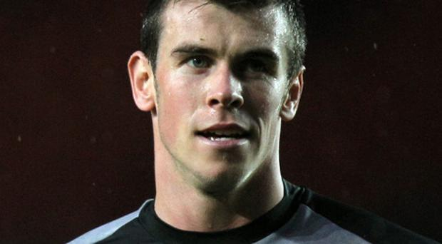 Tottenham Hotspur's manager Gareth Bale. Picture: PA Wire.