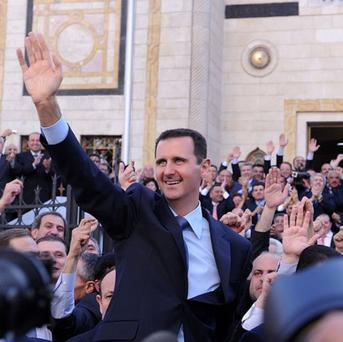 Syria's president, Bashar al-Assad, has launched a new propaganda arm, on the popular online photo-sharing platform Instagram.