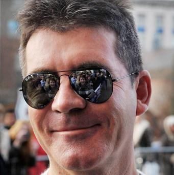 Simon Cowell whose mother is reported to be