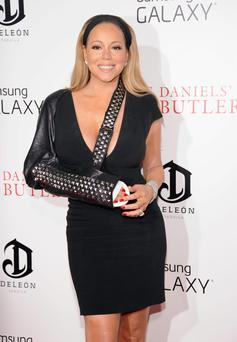 NEW YORK, NY - AUGUST 05: Mariah Carey attends Lee Daniels'