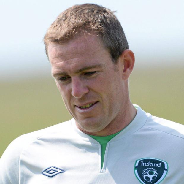 Richard Dunne. Picture: Brian Lawless / SPORTSFILE