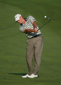 Steve Stricker of the United States