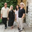 Bono and Ali Hewson enjoy a trip to the Fondation Maeght in the South of France