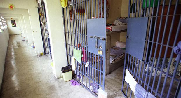 Notorious Santa Monica women's prison in Lima where Michaella McCollum Connolly could end up if convicted. Photo: Getty Images