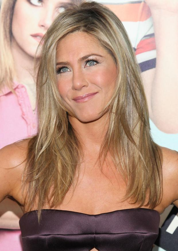 Jen Aniston Would Rather Shave Her Head Than Have The Rachel