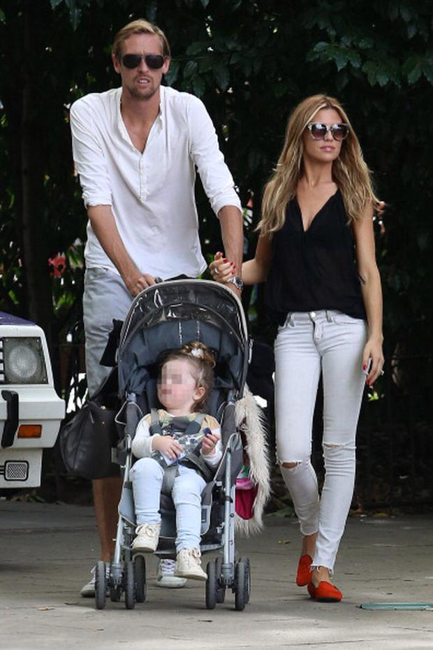 Abbey Clancy's age-defying mother (53) could pass for her ...