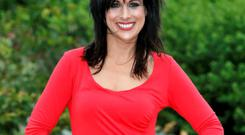 Chatty host Lucy Kennedy