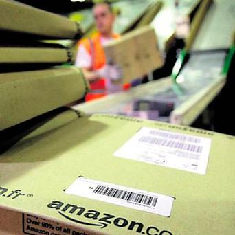 Amazon: made a loss in the latest quarter