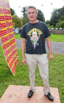 Lord Henry Mountcharles pictured at Eminem concert Slane Castle 17/08/2013 . Pic Patrick O'Leary NO REPRO FEE