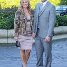Karen Koster and John McGuire have been together for six years