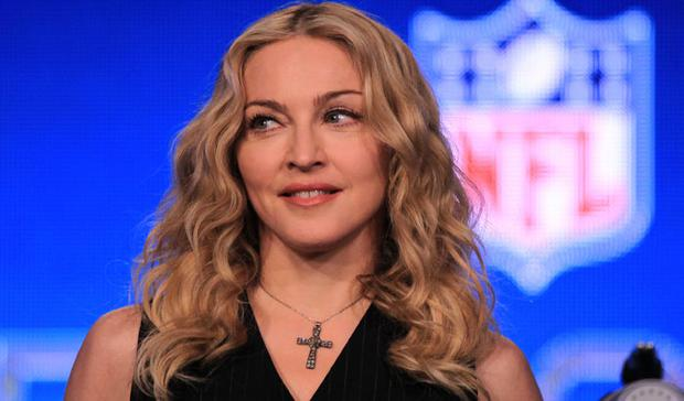 Madonna is a fan of natural skincare products.