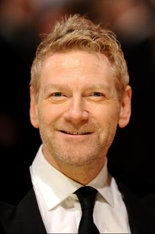 Kenneth Branagh who is to make his New York stage debut in a production of Macbeth