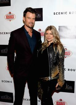 Josh and Fergie married in January 2009 in a star-studded ceremony in Los Angeles.