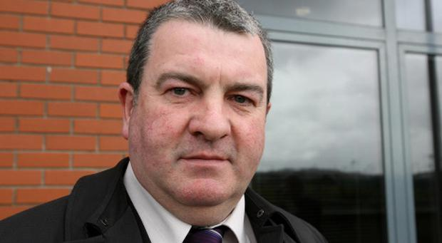 John White: dismissed from gardai after tribunal criticism