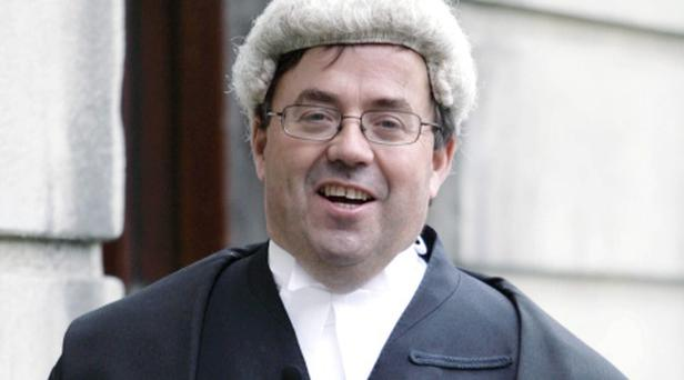 Mr Justice Gerard Hogan: ruled private school 'appropriate'