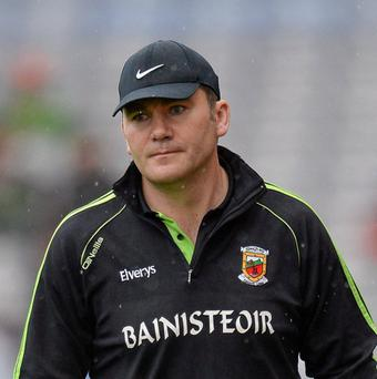 Mayo manager James Horan. Picture: Stephen McCarthy/Sportsfile.