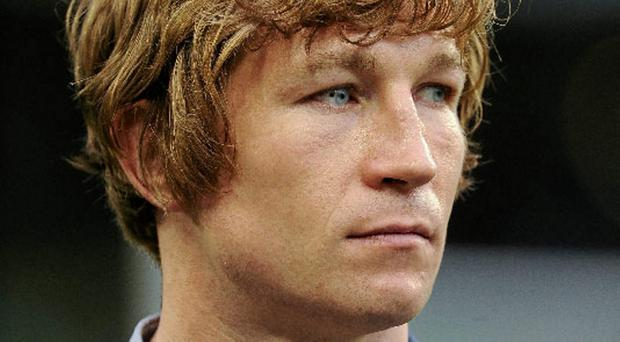 Former rugby star Jerry Flannery