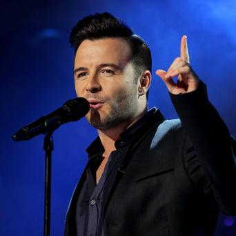 Shane Filan's debut solo album has reached the number one spot on the iTunes chart in Ireland and UK