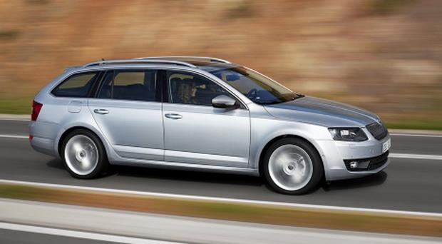 The new Skoda Octavia Combi