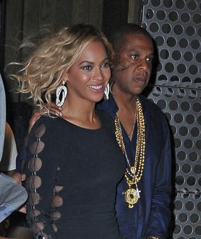 Rapper Jay-Z told fans Tuesday he was looking forward to undergoing a