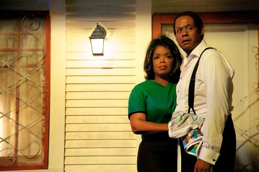 Oprah Winfrey and Forest Whitaker star in 'The Butler'