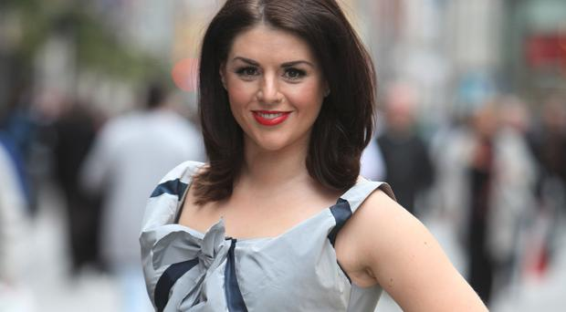 Sile Seoige - the Galway girl would love to see Clare win