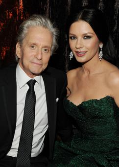 Michael Douglas and Catherine Zeta-Jones are said to have lost touch with each other entirely.