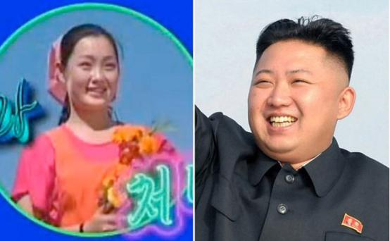 Hyon Song-wol, a singer and rumoured to be a former lover of the North Korean leader Kim Jong-un
