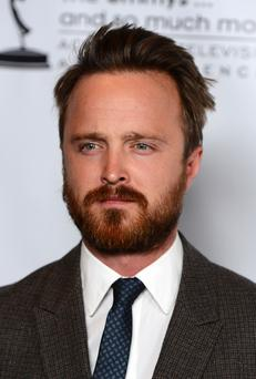 Actor Aaron Paul celebrates the 65th Primetime Emmy Awards at Sheraton Universal on August 19, 2013 in Universal City, California. (Photo by Mark Davis/Getty Images)