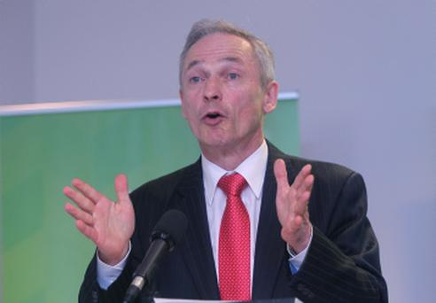Richard Bruton, TD, Minister for jobs Enterprise and Innovation