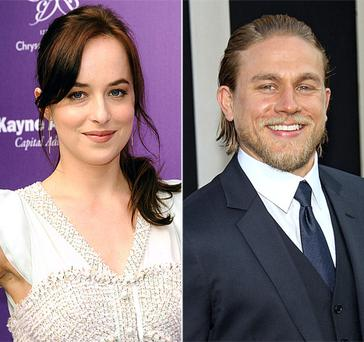 Fifty Shades of Grey's male and female leads have been cast with Dakota Johnson and Charlie Hunnam taking on the coveted roles of Anastasia Steele and Christian Grey.