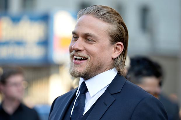 Charlie Hunnam. Photo by Frazer Harrison/Getty Images