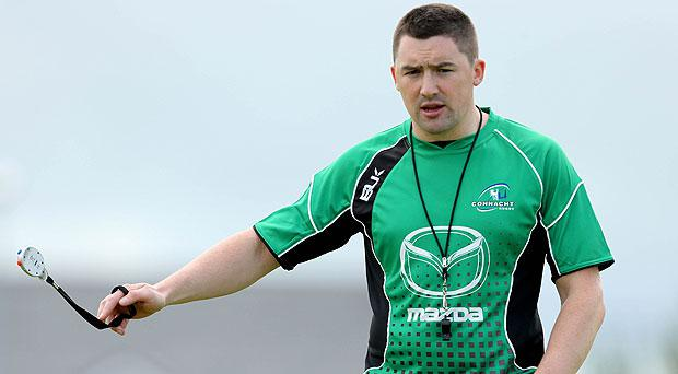 Tom McLaughlin head of strength and conditioning at Connacht