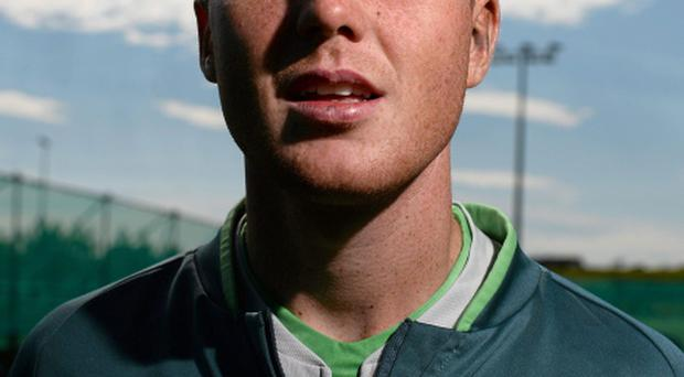 Republic of Ireland's James McCarthy