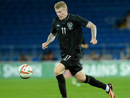 James McClean, Republic of Ireland