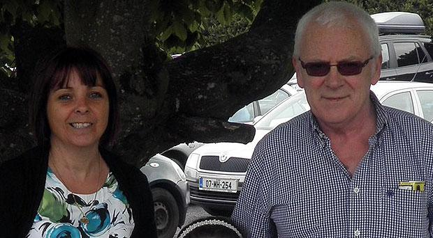 Patricia Kierans (56) and her estranged husband, Oliver Kierans (56)