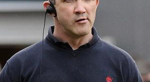 Harlequins rugby director Conor O'Shea