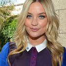 Laura Whitmore launches the Brown Thomas Autumn Winter 2013 collections at the annual ISPCC luncheon at The Four Seasons Hotel, Dublin