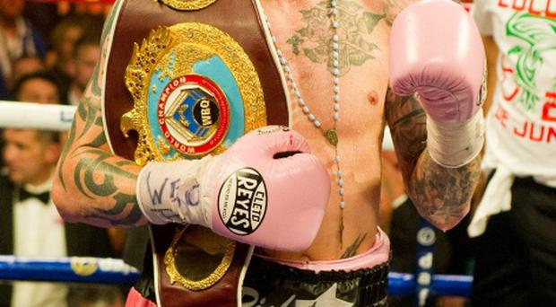 Ricky Burns retains his title after drawing the WBO World Lightweight Title fight at the SECC, Glasgow
