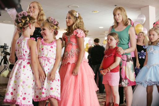The reality of beauty pageants is far from hit movie Little Miss Sunshine