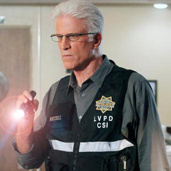 Ted Danson in CSI