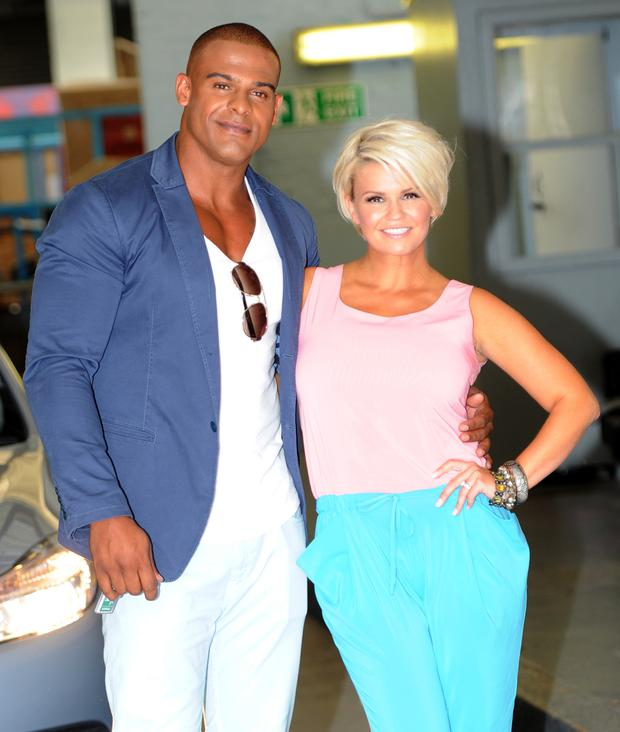 Kerry Katona and husband George Kay have reconciled